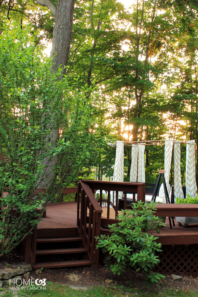 How To Decorate a Deck