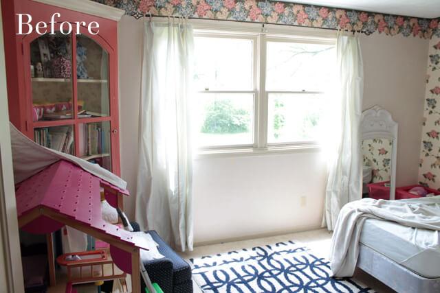 Sayuri's Bedroom Before