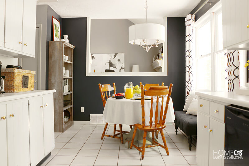 Transforming an Eat-in Kitchen