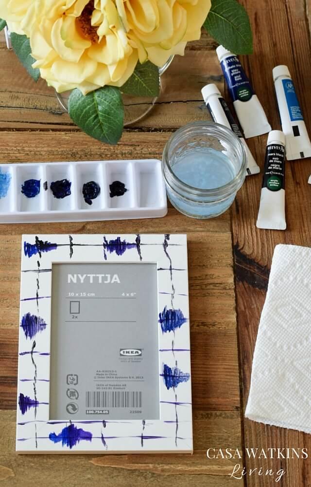 how-to-make-a-painted-shibori-frame-tutorial
