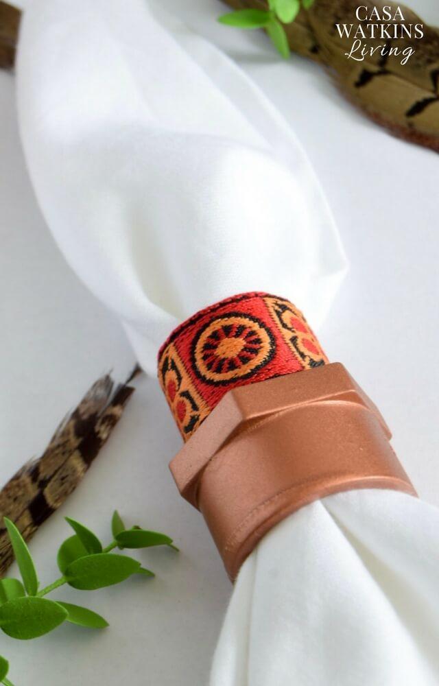 diy-napkin-ring-from-pvc-pipe