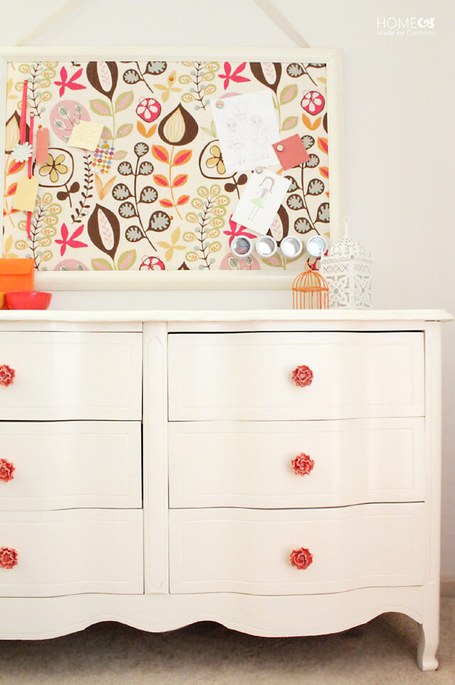 refreshed-dresser-and-diy-pinboard