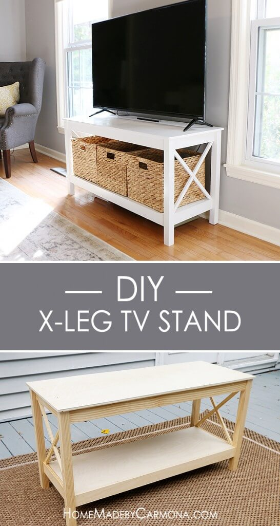 diy-x-leg-tv-stand-free-build-plans