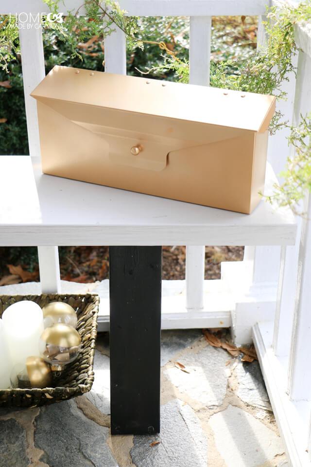 copper-mail-box