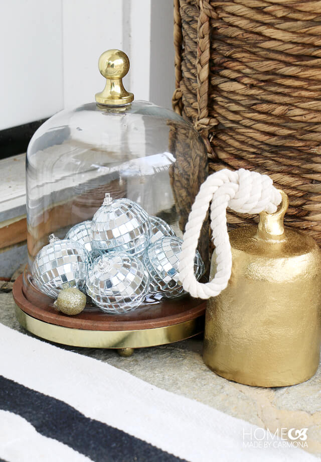 disco-ball-ornaments-in-a-bell-jar-porch-tour