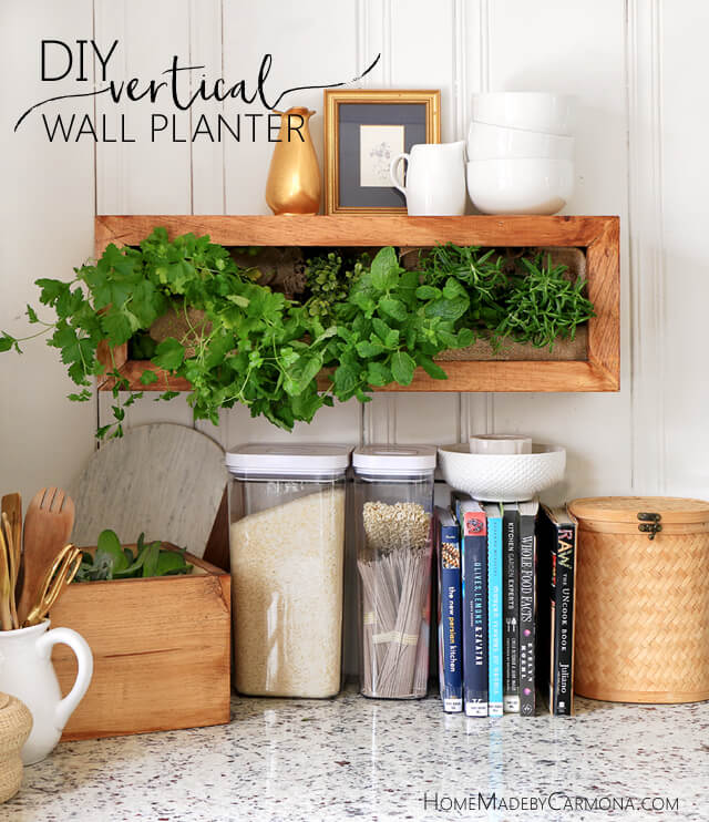 diy-vertical-wall-planter