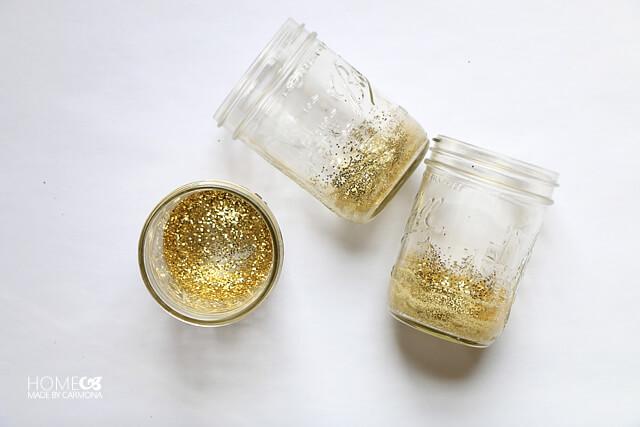 glitter-jars