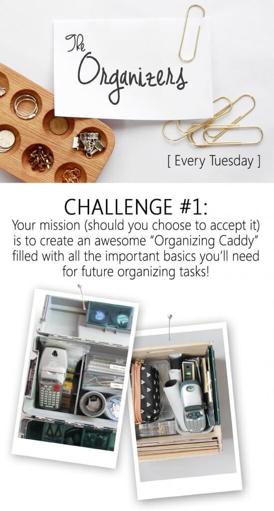 Organizing Challenge 1