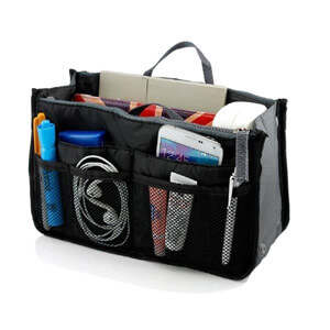 Purse or makeup organizer