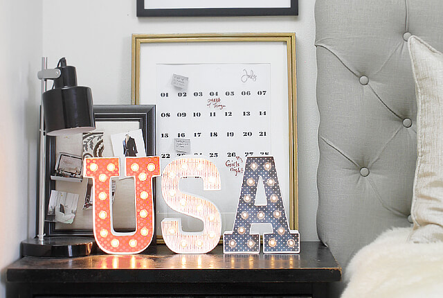 USA Marquee - featured image
