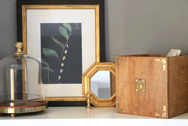 DIY Storage Boxes - featured image