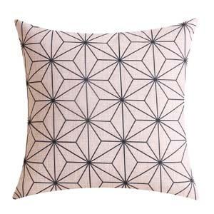 Geometric throw pillow - 02