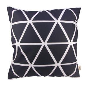 Geometric throw pillow - 03