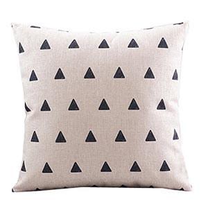 Geometric throw pillow - 04
