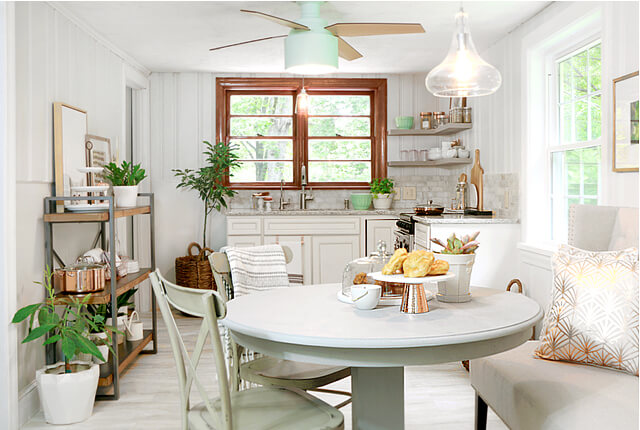 One Room Challenge - Cottage Kitchen - featured image
