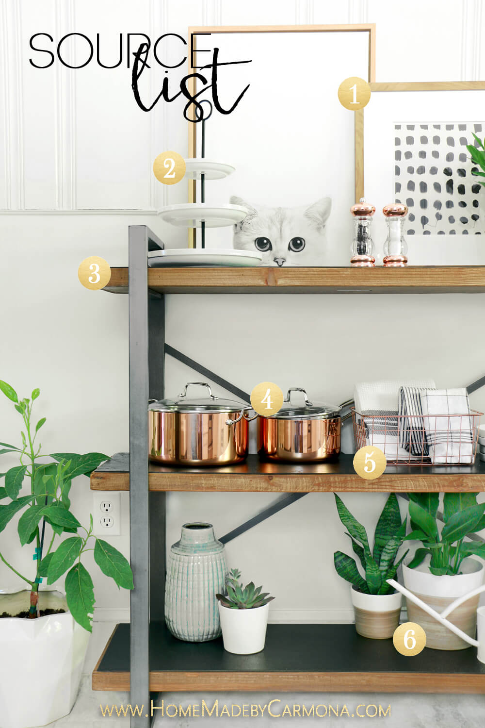 Source List - Contemporary Cottage Kitchen Accessories