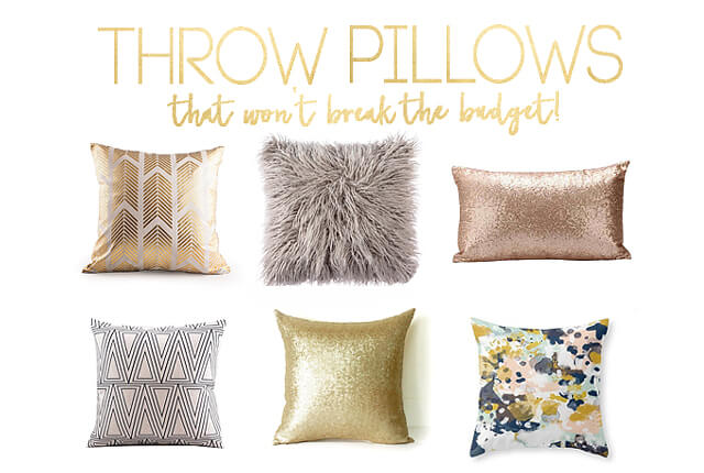 30 Throw Pillows - featured image