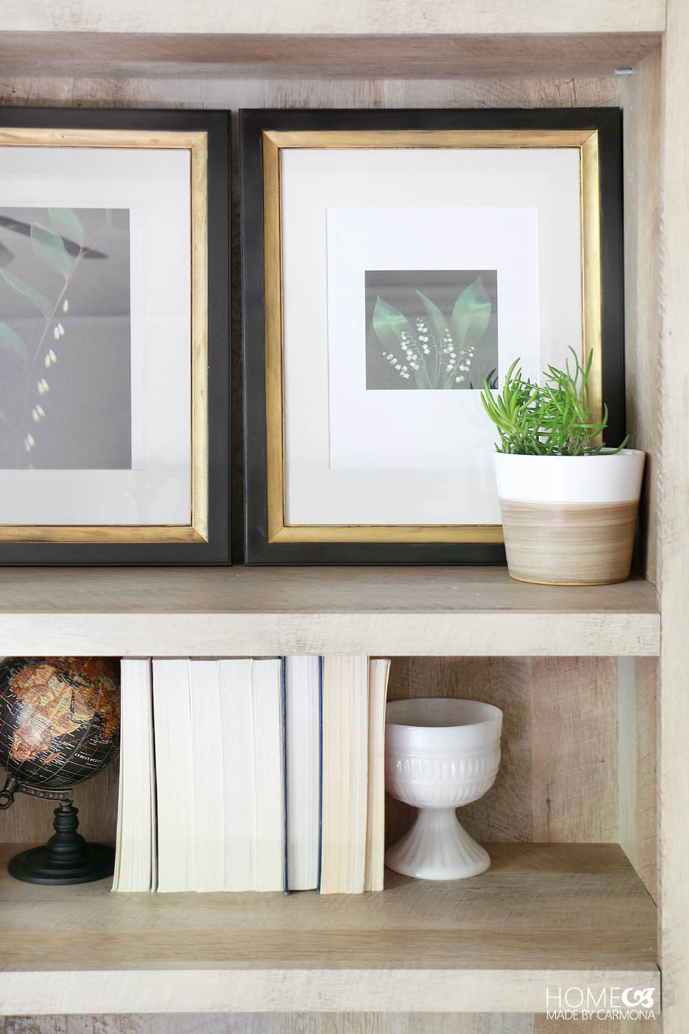 Art and frame makeover