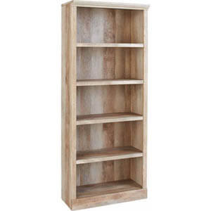 BHG Crossmill Weathered Bookcase