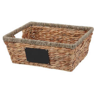 BHG Hyacinth Basket
