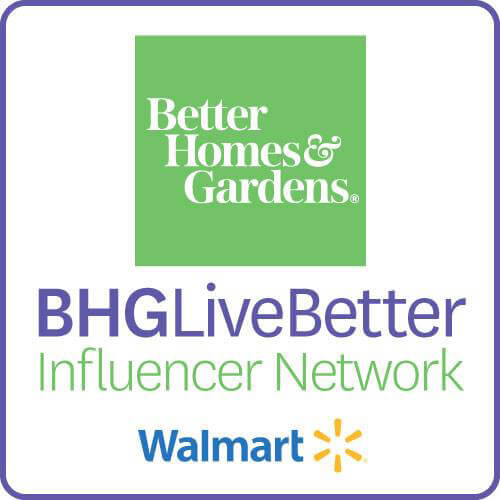 Better Homes and Gardens network badge