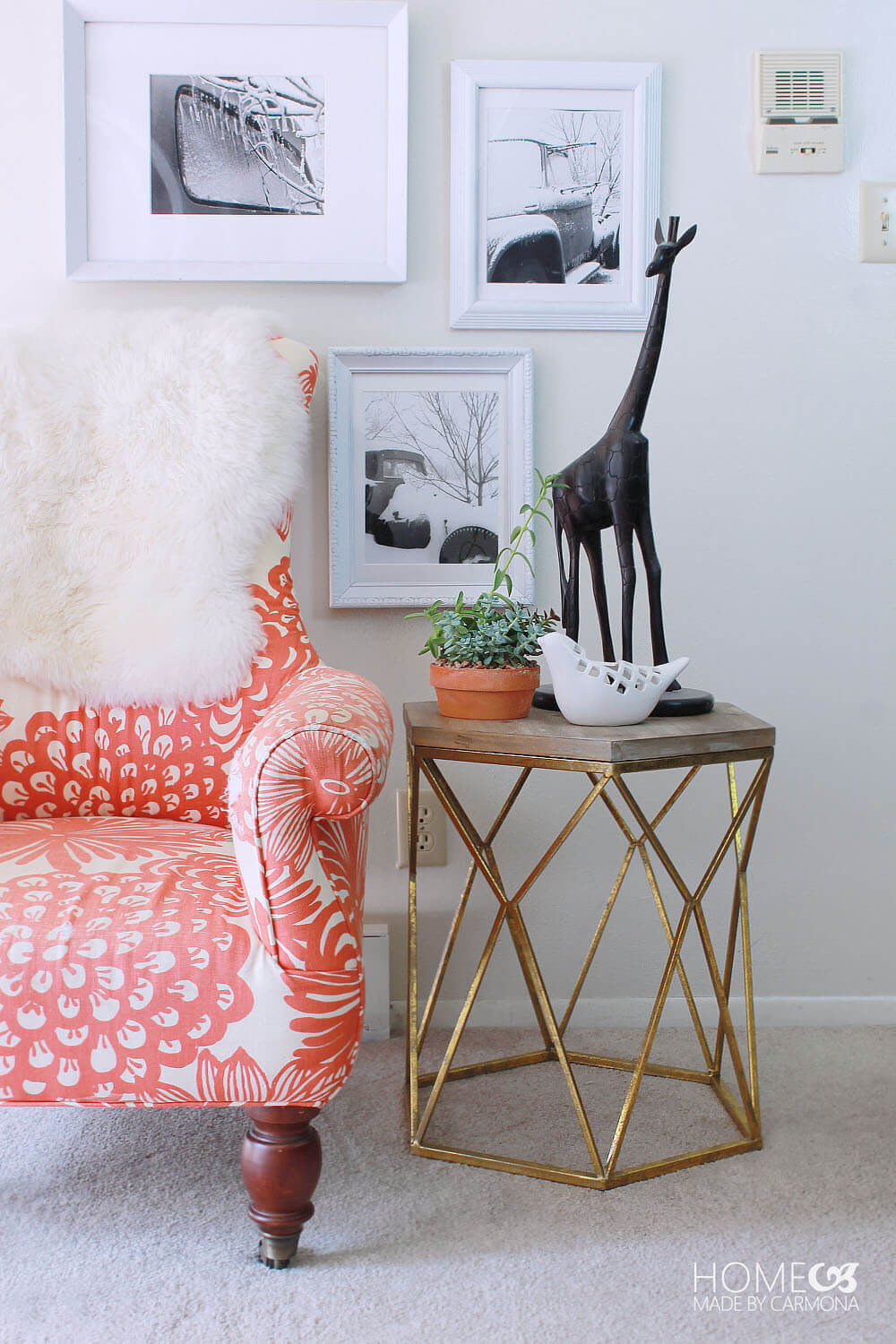 Eclectic Armchair decor