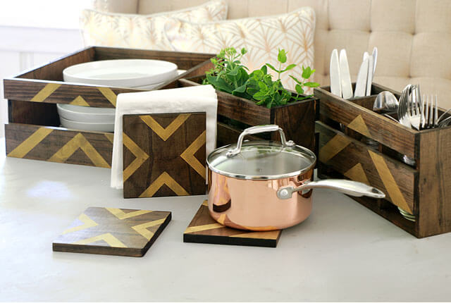 Kitchen Flatware and Dishware Holders - featured image