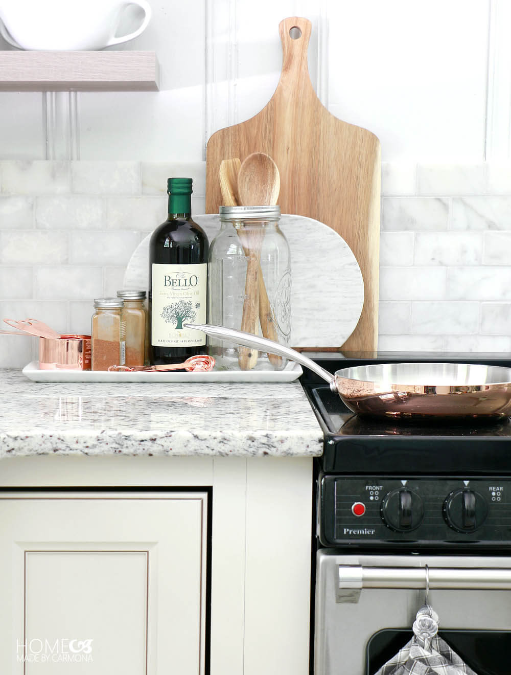 Copper Kitchen Accessories and Styling
