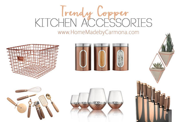 Copper Kitchen Accessories - featured image