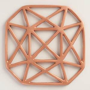 Copper Trivet