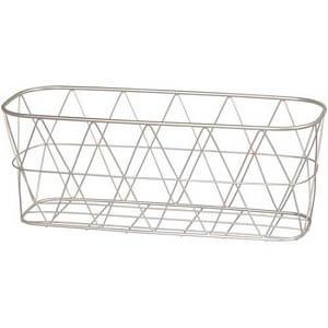 BHG Wire Bathroom Storage Basket