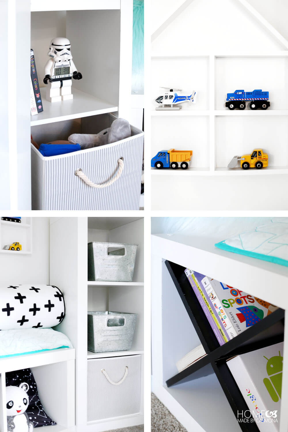Cute Storage Options for Kids