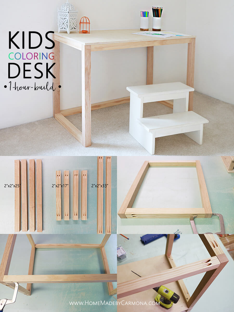 Easy-Kids-Coloring-Desk-Tutorial