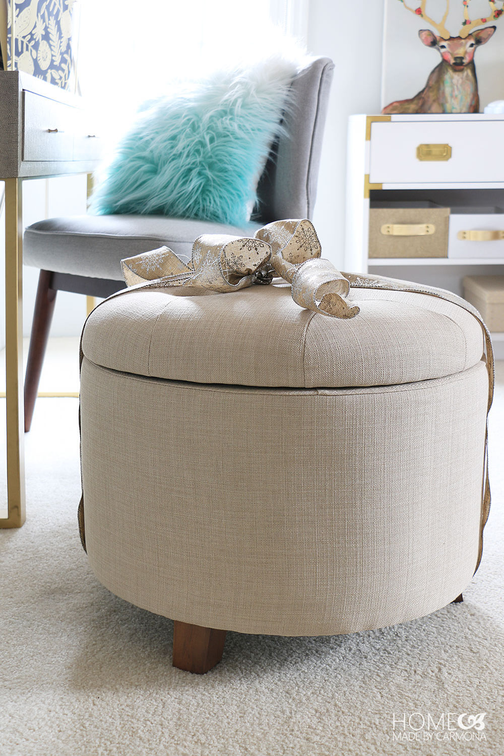 Gift-Filled-Ottoman