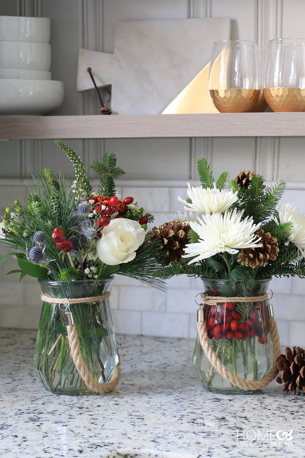 Holiday-Floral-Bouquets