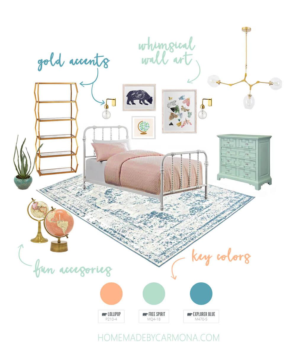 Girls-Bedroom-Moodboard