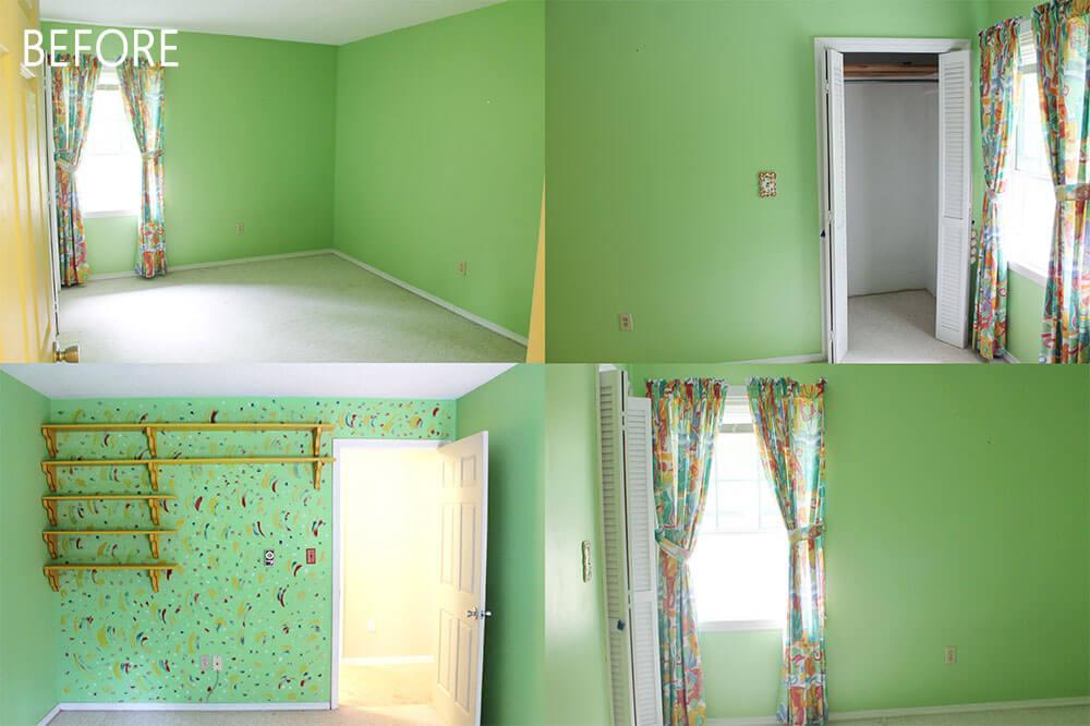 Green-Bedroom-Before