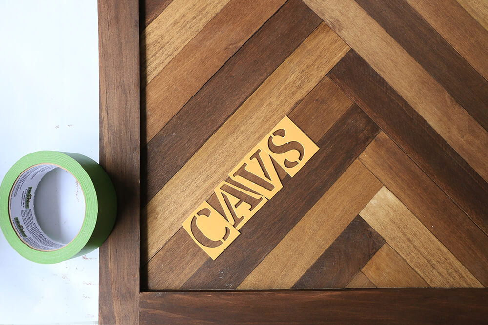 Cleveland-Cavaliers-diy-project