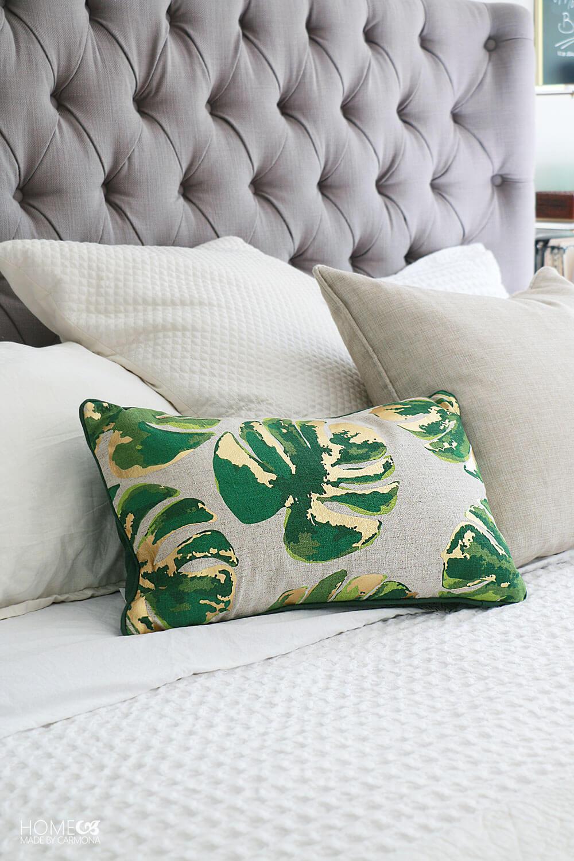 Botanical-pillow