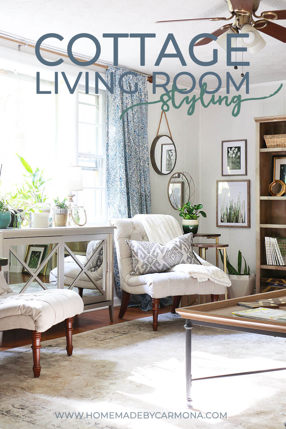 Cottage-living-room-styling
