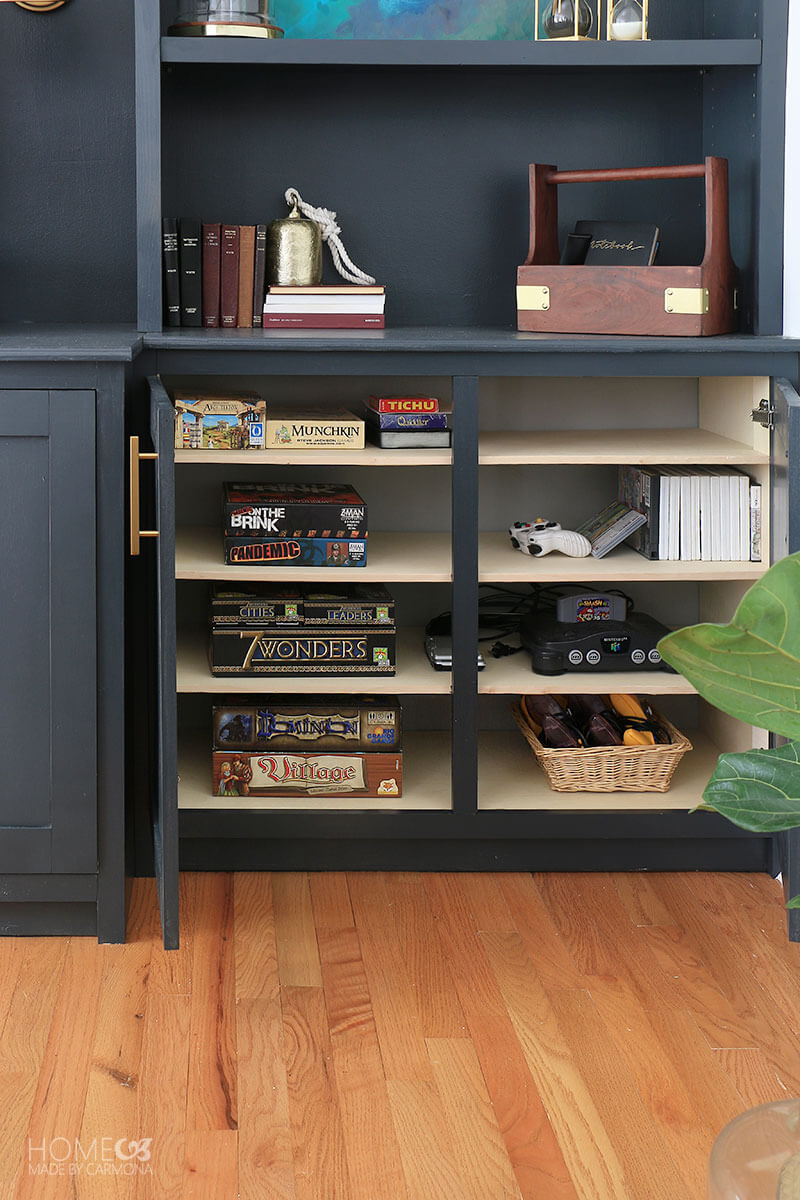 DIY-Board-Video-Game-Storage-Cabinets