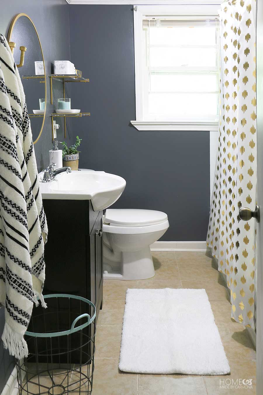 Small-bathroom-styling