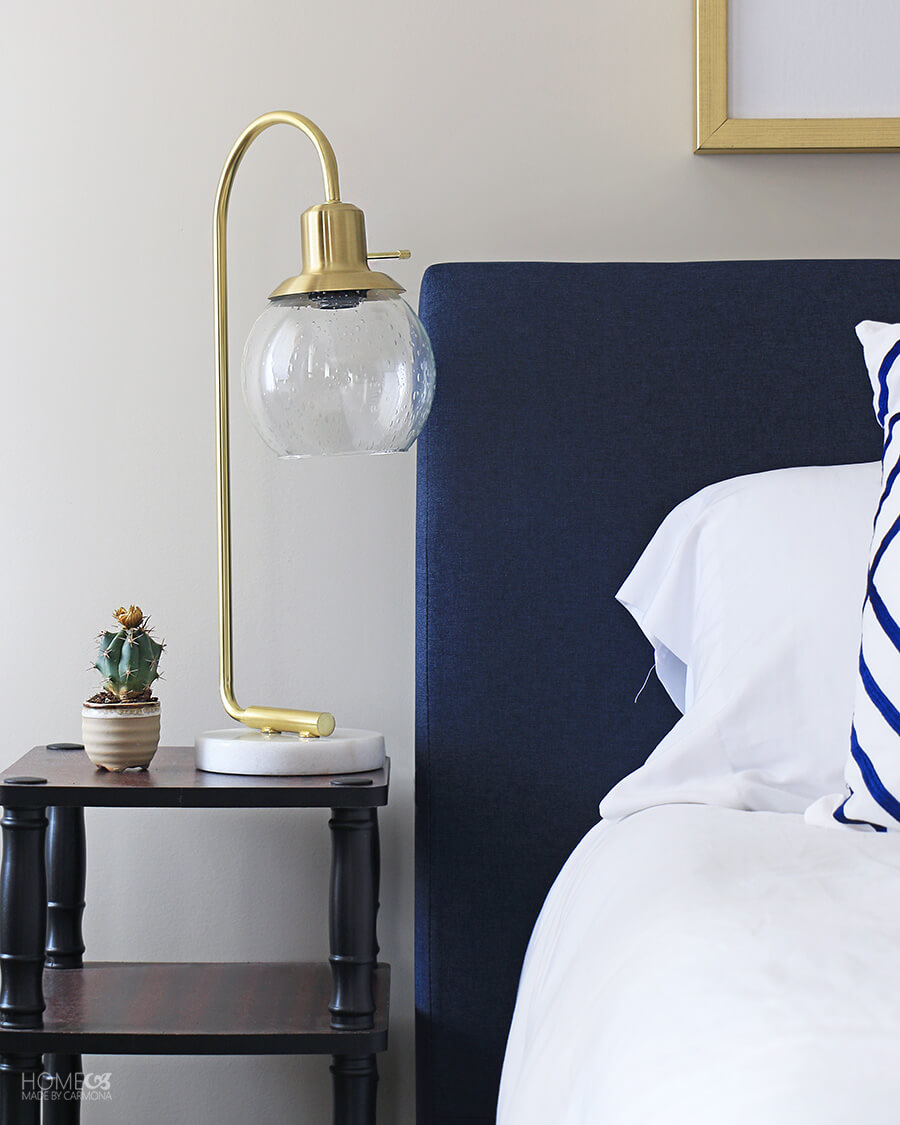 Modern lamp from Better Homes and Gardens