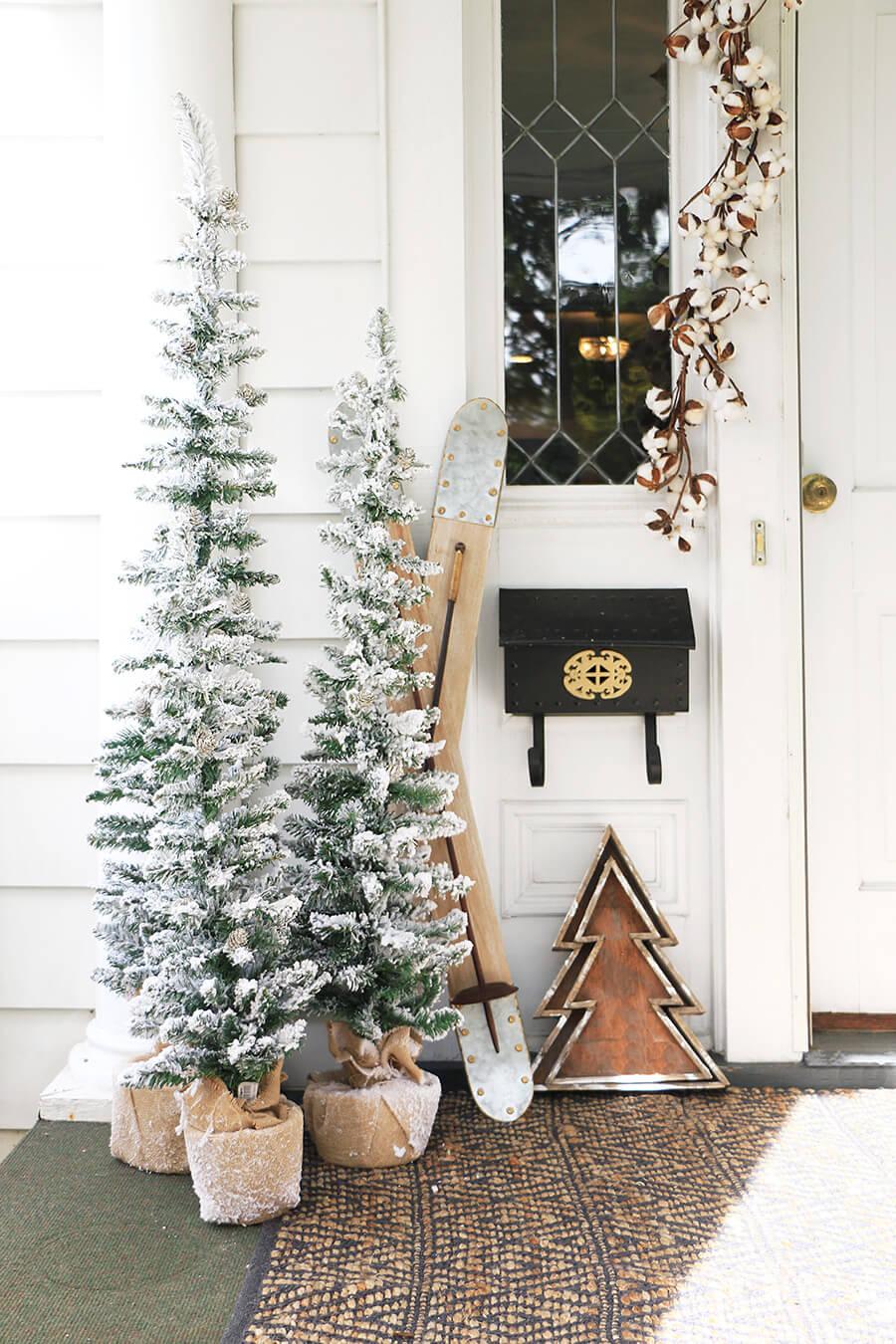 Christmas-Portico