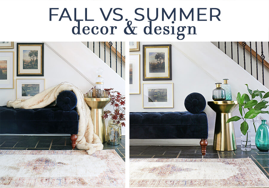 Fall-vs.-Summer-decorating
