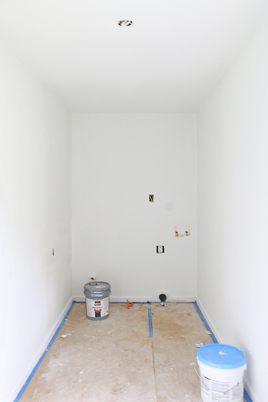 Painted-Laundry-Room