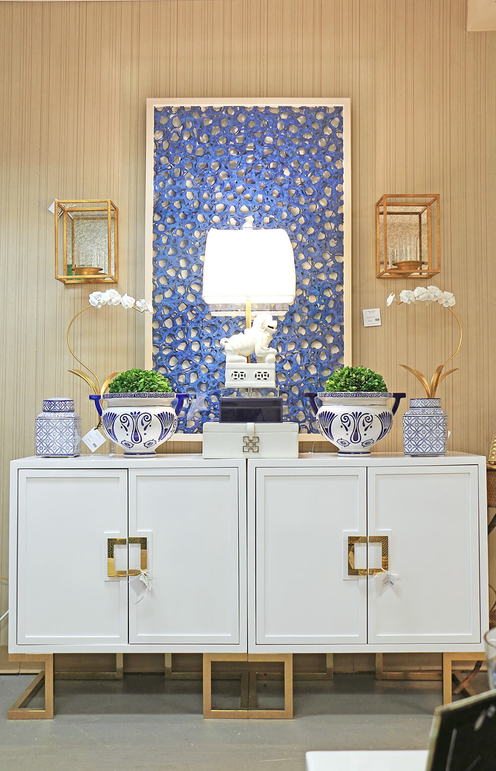 Armoir-with-blue-artwork