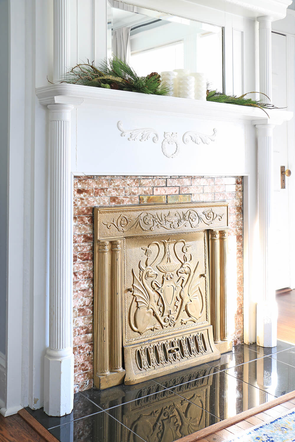 Historic-fireplace