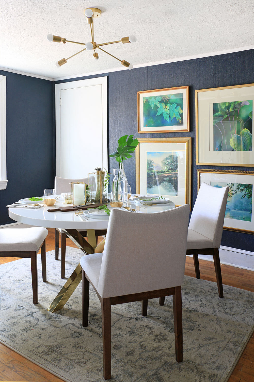 Dining-Room-Sputnik-Light-Fixture