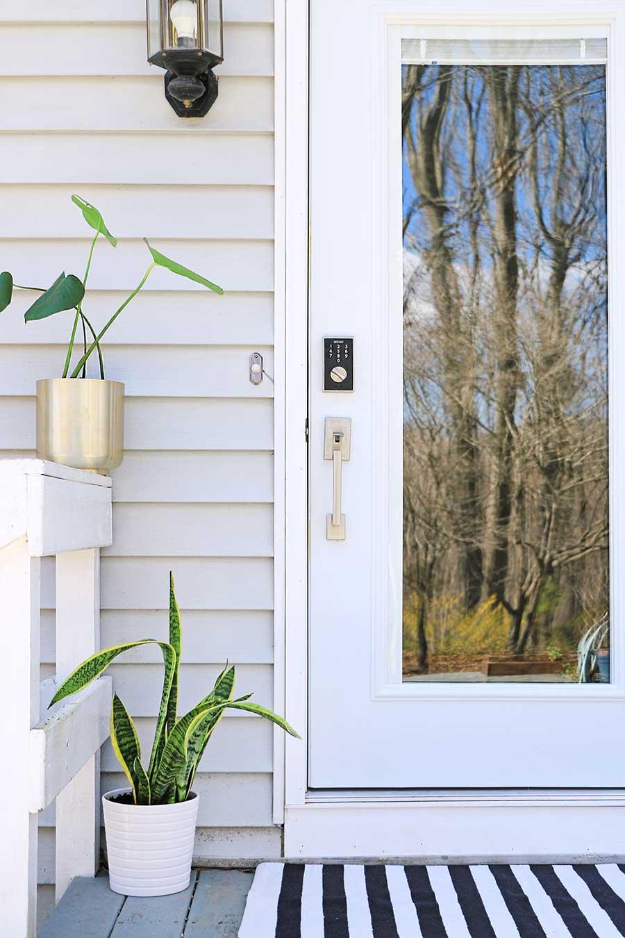 Front Exterior Door Hardware